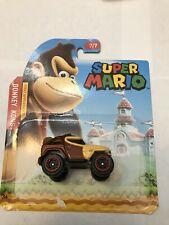 Hot Wheels Super Mario Character CarsDonkey Kong
