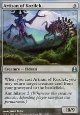 Artigiano di Kozilek - Artisan of Kozilek MTG MAGIC Com Commander Eng