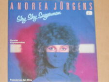 "ANDREA JÜRGENS -Shy Shy Sugarman- 7"" 45"