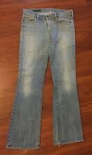 Womens Citizens of Humanity Kelly 001 Boot Cut Jeans Low Waist Stretch Sz 29