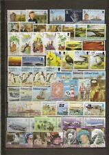 FALKLAND ISLANDS 2000-07 FINE USED 95% COMPLETE CAT £1000 (260+20 M/S)