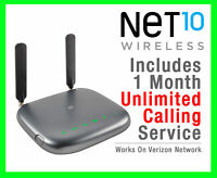 New Home Phone landline base station ZTE Z723EL Prepaid Net10 on Verizon Network