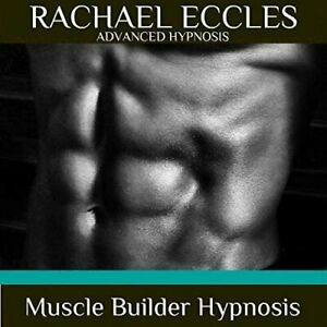 Muscle Builder Motivational Workout Success, Stamina Self Hypnosis CD