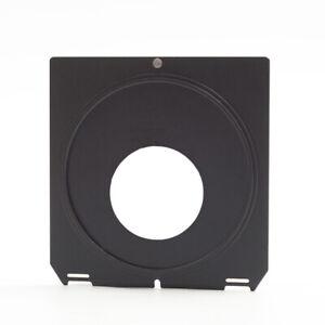 Luland Linhof 4*5in  Lens Board 99*96mm compur copal #1 Eccentric hole  NEW