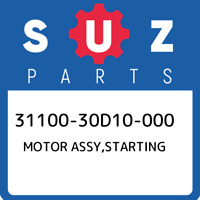 31100-30D10-000 Suzuki Motor assy,starting 3110030D10000, New Genuine OEM Part
