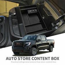 2019 Chevy Silverado 1500 GMC Sierra 1500 Car Central Armrest Storage Box Tray