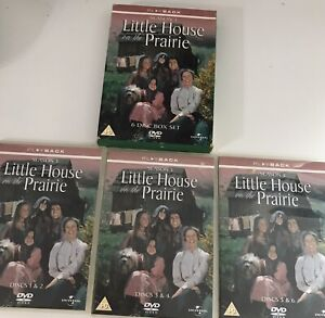 Little house on the prairie Season 3 dvd box set