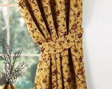 tapisserie floral beige embrasses