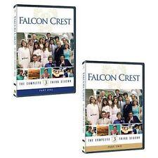 falcon crest: complete season 3 (7 discs 1983) - jane wyman, robert davenport