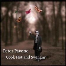 PETER PAVONE  -  COOL HOT AND SWINGIN'   -   CD, 2008