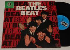 BEATLES:LP-BEAT-MEGA RARE ODEON GERMANY 1969 EX