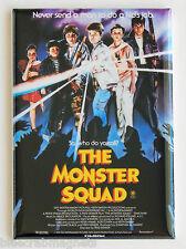 Monster Squad (International) FRIDGE MAGNET (2 x 3 inches) movie poster