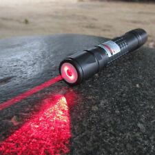 Powerful 635/638nm Focusable Waterproof Orange Red Laser Pointer Torch 638T-500