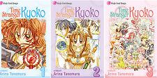 Time Stranger Kyoko Series MANGA by Arina Tanemura FULL SET 1-3!