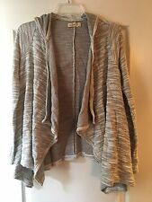 Women's Junior Hollister Grey Cardigan Size XS