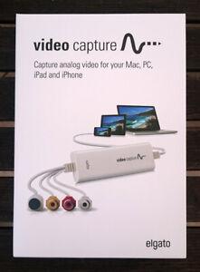 Elgato 1VC108601001 Video Capture - White