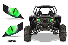 Headlight Eye Graphics Kit Decal Cover For Arctic Cat Wildcat GT/X/LTD ECLIPSE G