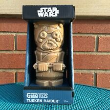 Tusken Raider Tiki Bar Drink Mug Star Wars Lucas Film LTD Ceramic 14oz Disney