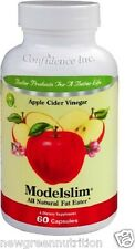 Modelslim, All Natural Apple Cider Vinegar for Weight Loss (60 capsules)