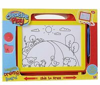 Kids Magnetic Drawing Board Sketcher Toy 3+ Years Creative Play magic Board New