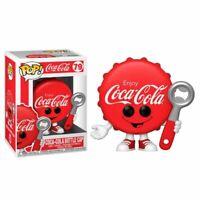 Figura Funko POP Coca-Cola Bottle Cap 79 Coke