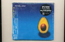 Pearl Jam Avocado CD Japan OBI SEALED BRAND NEW Rare