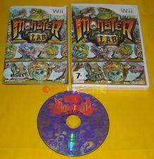 MONSTER LAB Wii Versione Ufficiale Italiana »»»»» COMPLETO