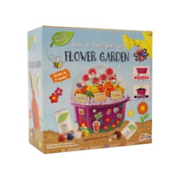 NEW Grafix Grow & Paint Your Own Flower Garden Science Toy Learning R03024318
