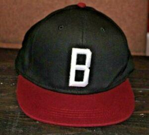 2021 Baltimore Elite Giants Baltimore Orioles SGA 5/8/21 Negro Leagues Hat/Cap
