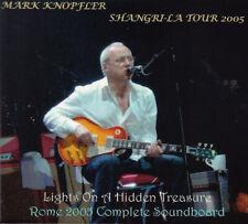 MARK KNOPFLER. 2005. ROME. LIGHTS ON A HIDDEN...SOUNDBOARD. DIGIPACK 2 CD.