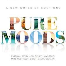 Pure Moods 2 CD Set Various Artists - Release November 2015