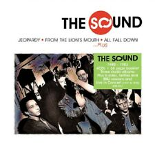 THE SOUND 1980 - 1983 - 4CD BOX (Jeopardy, From The Lion's Mouth, All Fall..)