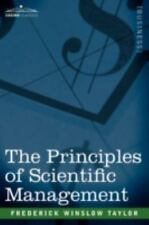 Principles of Scientific Management by Frederick Taylor (2006, Paperback)