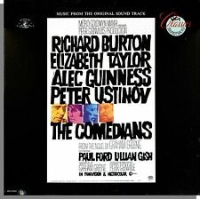 The Comedians - Original Soundtrack - New 1986 Laurence Rosenthal LP Record!