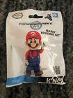K'NEX Mario Kart Minifigure Mario 38026 New Sealed Figure Action