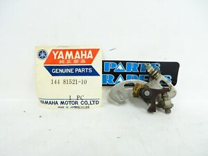 NOS Genuine Yamaha Ignition Contact Breaker Points TD1 TD2 144-81521-10-00