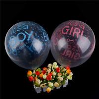 10x c'est un ballon de latex de garçon/fille pour l'anniversaire/douche de bYJFR