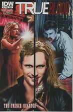 True Blood #5 The French Quarter comic book HBO TV show series Sookie Bill Eric