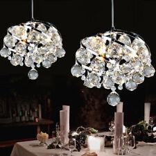 Deckenleuchte Moderne Lüster Kristalllampe Kristall-Kronleuchter Spirallampe Neu