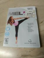 Get Fit With Mel B Nintendo Wii