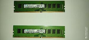 RAM DDR4 16GO (2X8) 2133 MHZ Samsung