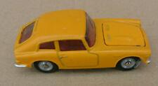 DINKY TOYS HONDA S800 JAUNE N°1408 ECHELLE: 1/43 ANNEE 1968