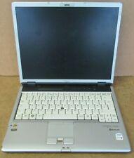 "Fujitsu Siemens 14"" Lifebook S7110 WB2 Laptop Intel Core 2 Duo @ 1.66 GHz No Ram"