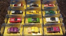 Johnny Lightning ThunderJet 500 Tuff Ones Slot Car 12 Car Case Aurora auto world
