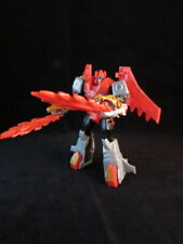 Transformers RID Robots In Disguise TWINFERNO Warrior Class Action Figure