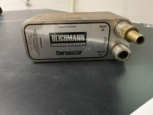 Blichmann wort chiller plate