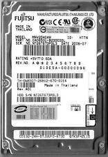 FUJITSU MHV2040AH 40GB ATA/IDE HARD DRIVE P/N: CA06531-B20000DL
