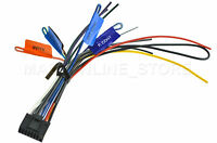 KENWOOD DNX570HD  DNX-570HD GENUINE WIRE HARNESS  *PAY TODAY SHIPS TODAY*
