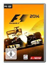2014 f1 (PC, 2014, solo la Steam Key Download Code) non solo DVD Steam Key Codice