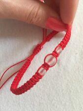 Bracelet Red Thread Protection Evil Eye Handmade